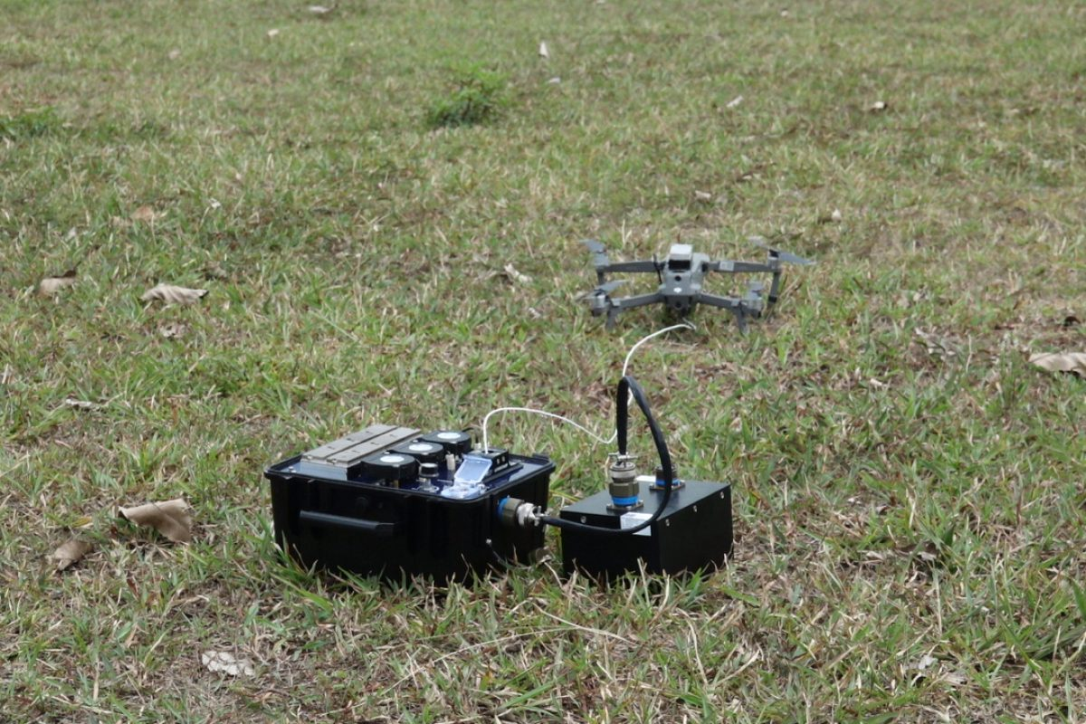 Enhanced flight hours with LVT Battery Pack